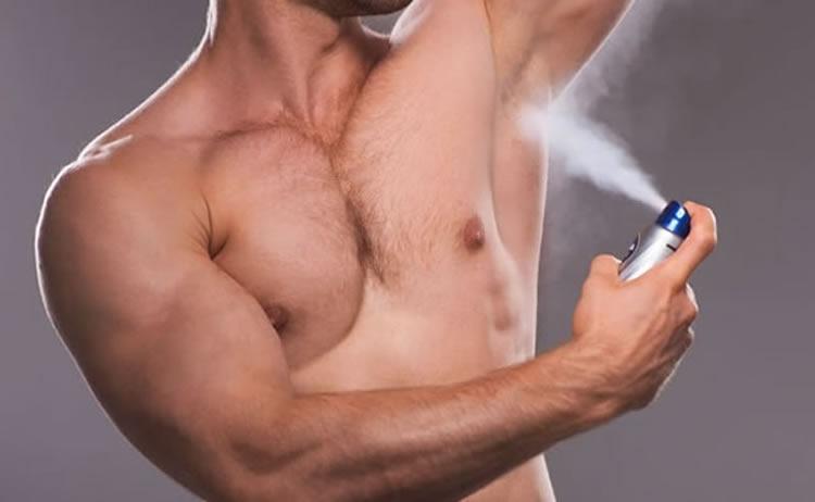 Los mejores desodorantes para hombres