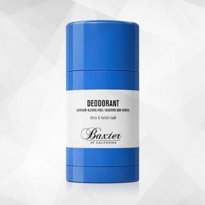 Desodorante para hombres Baxter of California