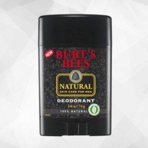 Desodorante para hombres Burt's Bees